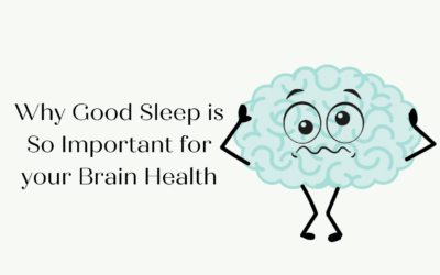 Why Good Sleep is So Important for your Brain Health