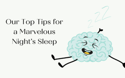 Powering Down the Thinking Machine – Our Top Tips for a Good Night's Sleep