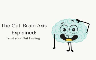 The Gut-Brain Axis Explained–Trust your Gut Feeling